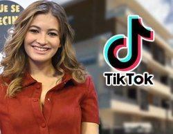 Carlota Boza triunfa en TikTok mostrando lo nunca visto de 'La que se avecina'
