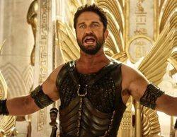 """Los """"Dioses de Egipto"""" de Antena 3 (10,2%) pueden con el refrito 'Sábado deluxe' (8,9%)"""