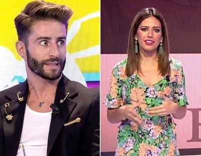 Pelayo Díaz, criticado en redes por reírse del look de Nuria Marín
