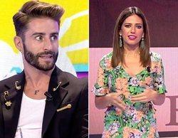 Pelayo Díaz, criticado en redes sociales por reírse del estilismo de Nuria Marín en 'Hormigas blancas'