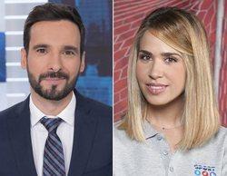 María Gomez estará junto a Lluís Guilera en 'La pr1mera pregunta', nuevo formato de actualidad y debate de TVE