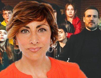 Mamen Asencio presentará '¿Quién educa a quién?', un debate con los temas que trate 'HIT'