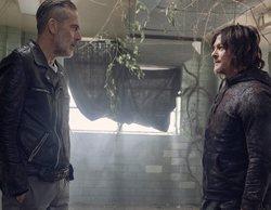 Primeras imágenes del desenlace de la temporada 10 de 'The Walking Dead' con el reencuentro de Negan y Daryl