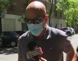 """Primeras palabras de Kiko Matamoros tras abandonar el hospital con 14 kilos menos: """"Estoy bastante jodido"""""""