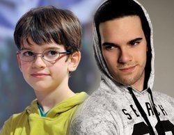 Así ha crecido Daniel Avilés, Carlitos en 'Los Protegidos'