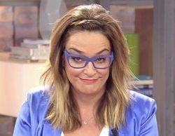 """La pulla de Toñi Moreno a Telecinco en directo: """"Me quedo en el paro en tres semanas"""""""