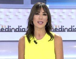 El coronavirus deja 'Ya es mediodía' sin presentadores y Patricia Pardo toma el mando