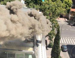 Un incendio quema la cocina de Diverxo, el restaurante de Cristina Pedroche y Dabiz Muñoz