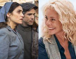 Antena 3 y Telecinco ya promocionan 'La Valla' y 'Madres. Amor y vida' para sus estrenos en abierto