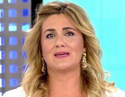 """El dardazo de Carlota Corredera tras las críticas por su cuarentena: """"Hay televisiones que no hacen pruebas"""""""