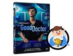 Las mejores ofertas en merchandising, DVD y tecnología: 'The Good Doctor', 'El ala oeste de la Casa Blanca'
