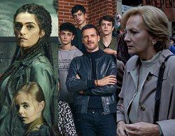 Todos los estrenos de series españolas de la temporada 2020/2021