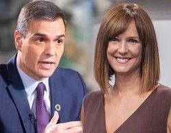 Pedro Sánchez, invitado en el estreno de 'La hora de La 1' el lunes 7 de septiembre