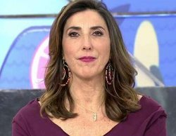 Paz Padilla reaparece en 'Sábado Deluxe' con su primera entrevista tras la muerte de su marido