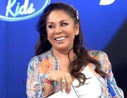 """Isabel Pantoja presenta 'Idol Kids': """"Quiero un ático en 'La que se avecina'. La que formaría con el Rancio"""""""