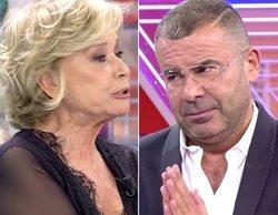 "El contundente zasca de Jorge Javier Vázquez a Mila Ximénez: ""¿Pero tú viste el programa?"""