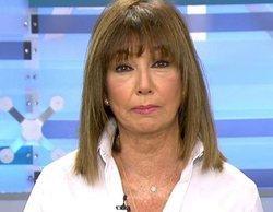 """Ana Rosa Quintana regresa con críticas por su cambio de imagen: """"Ha acabado con las reservas de bótox"""""""