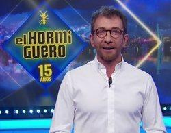 """Las pullas de Pablo Motos en el regreso de 'El hormiguero': """"Se te queda la misma cara que a Kiko Matamoros"""""""