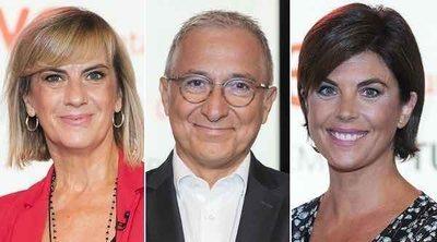 Gemma Nierga, Xavier Sardà y Samanta Villar encabezan la nueva parrilla de RTVE Cataluña