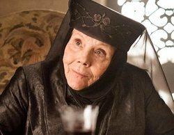 Muere Diana Rigg, la inolvidable Olenna Tyrell de 'Juego de Tronos', a los 82 años
