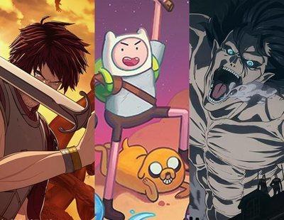 Las series de animación más destacadas de la temporada 2020/2021