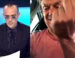 """Risto corta la entrevista a un médico negacionista tras insultar y hacer una peineta: """"Como tu puta madre"""""""