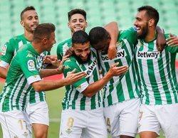 El Betis-Valladolid lidera en Gol (5,5%) y 'Hercai' triunfa en Nova (4,5%)