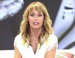 La confesión sexual de Emma García que enmudeció el plató de 'Viva la vida'