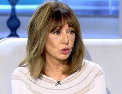 """Ana Rosa Quintana: """"Es innegable que hay un acoso a Isabel Díaz Ayuso"""""""