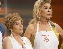 Anabel Alonso y Bibiana Fernández estrenan 'MasterChef Express' para comentar el talent con imágenes inéditas