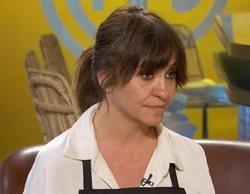 """Melani Olivares, segunda expulsada de 'MasterChef Celebrity 5': """"La decisión es justa"""""""
