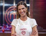 Laura Sánchez, duramente criticada por su comentario tránsfobo en 'MasterChef Celebrity 5'