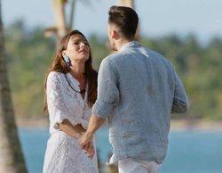 Marta se enfrenta a Lester y amenaza con abandonar 'La isla de las tentaciones 2'