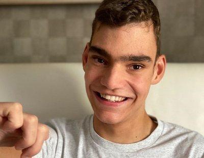 Adrián Martín ('Levántate') se somete a tres operaciones en un mes por una infección