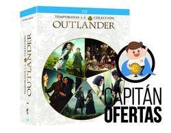 Las mejores ofertas en merchandising, DVD y tecnología: 'Outlander', 'Mr. Robot'