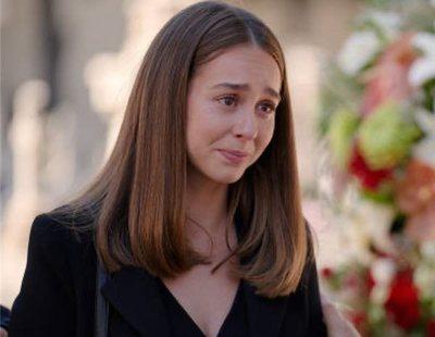 Luisita vuelve a 'Amar es para siempre' tras revelarse la causa de la muerte de Marisol