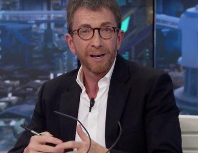 """La crítica de Pablo Motos al Gobierno: """"Preparan una ley para intervenir nuestro WhastApp"""""""