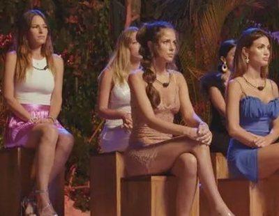 'La isla de las tentaciones 2' celebra su primera hoguera en la segunda gala
