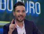 Flojo estreno de 'La pr1mera pregunta' frente al máximo de temporada de 'laSexta noche'