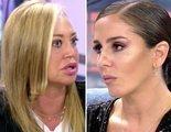 Belén Esteban, molesta con Anabel Pantoja por no confesarle su adicción a las pastillas