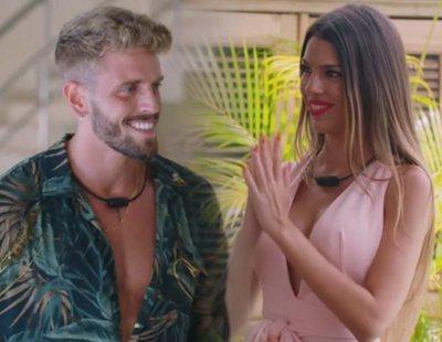 Así ha sido el regreso de Andrea y Óscar a 'La isla de las tentaciones'
