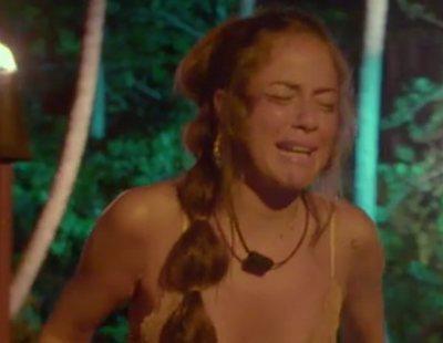 """Melyssa estalla contra Tom en 'La isla de las tentaciones': """"Qué hijo de puta"""""""