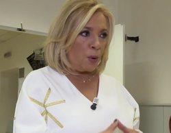 "Carmen Borrego lamenta su actitud hacia Emma García: ""En ningún momento he querido estar borde contigo"""