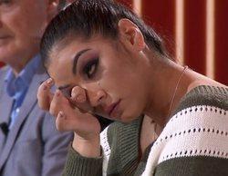 Dakota Tárrega se derrumba al recordar la muerte de su hermano por las drogas en su regreso a la televisión