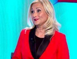 """Cristina Cifuentes abandona 'Todo es mentira': """"Ha sido un orgullo formar parte de este proyecto"""""""