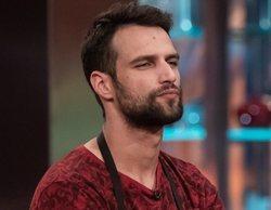 """Jesús Castro, tercer eliminado de 'MasterChef Celebrity 5': """"Soy supercompetitivo"""""""