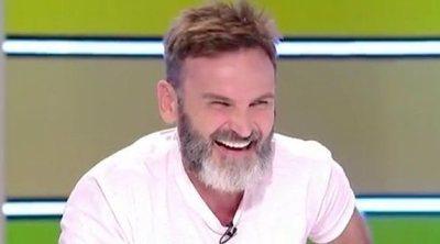 """La anécdota de Fernando Tejero al ver desnudo a un actor de 'Aquí no hay quién viva': """"¿Y esta naturaleza?"""""""