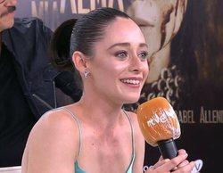 """'Inés del alma mía' aterriza en TVE: """"Es una superproducción y hay que hablar de ella como tal"""""""