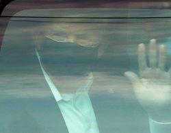 Donald Trump, ingresado, sale del hospital saltándose el confinamiento para saludar a sus simpatizantes