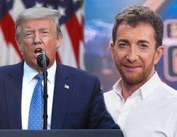 """Pablo Motos carga contra Donald Trump: """"Yo no quiero decirlo, pero es gilipollas"""""""